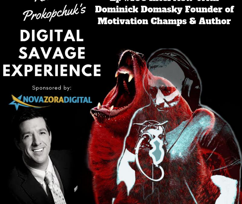 The Digital Savage Experience